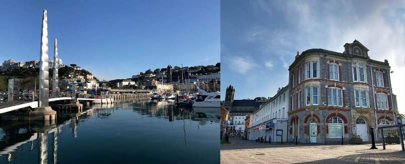 Pictures of Torquay Harbour